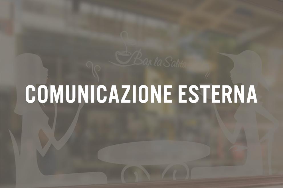 Comunicazione esterna