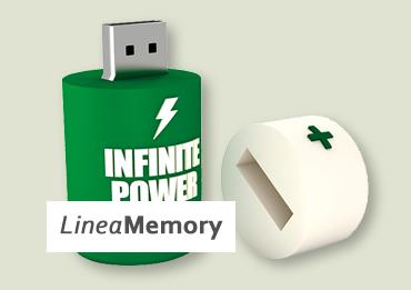 Chiavette USB di varie forme completamente personalizzabili