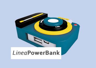 Carica batterie di varie forme completamente personalizzabili