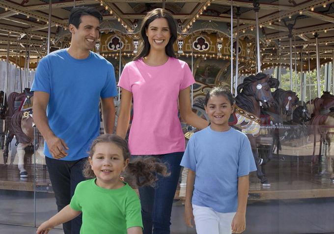 Abbigliamento t-shirt personalizzate