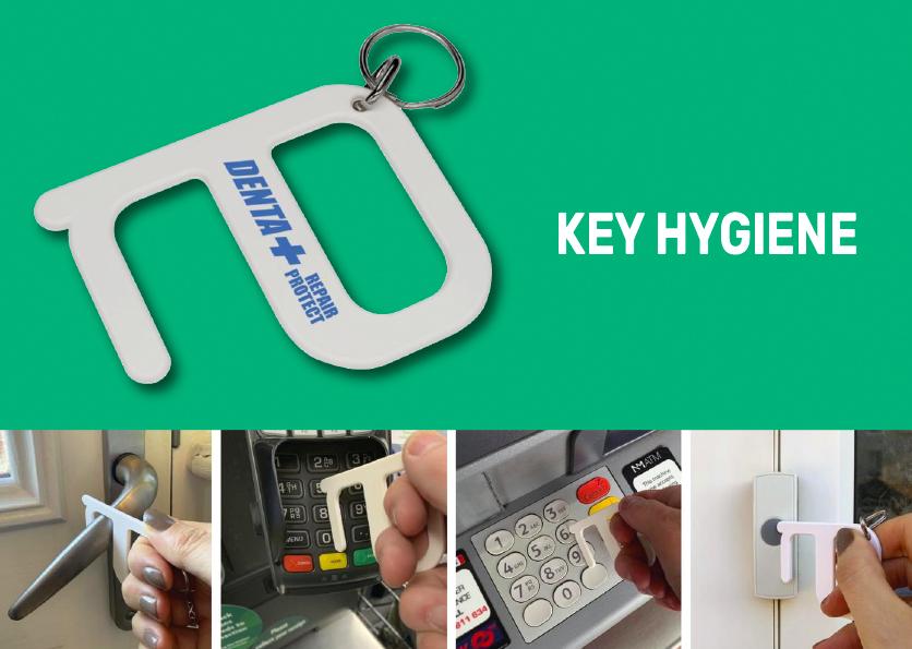 Key Hygiene