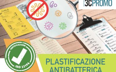 Stampa antibatterica
